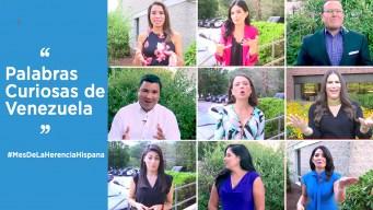 Herencia Hispana: Palabras curiosas de Venezuela
