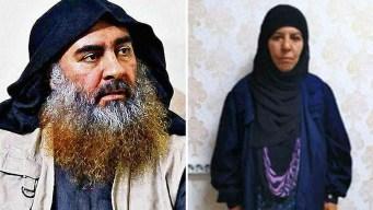 Atrapan a la hermana del asesinado líder de ISIS