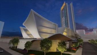 Turística zona de Las Vegas tendrá un nuevo hotel de lujo