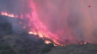Evacuaciones obligatorias al norte de Moreno Valley