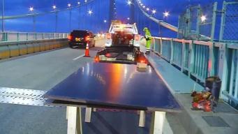 Cierran importante puente en Rhode Island por reparaciones
