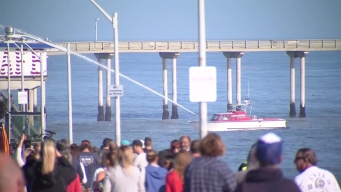 Tras reparaciones reabren muelle de Ocean Beach
