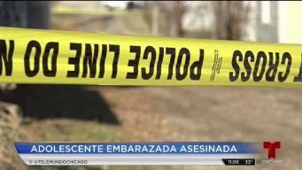 Acusan a joven de 17 años por asesinar a embarazada en Indiana