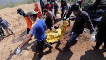 Indonesia: más de 1,400 muertos por temblor y tsunami