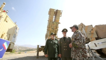 Tensión con EEUU: Irán despliega sistema de defensa