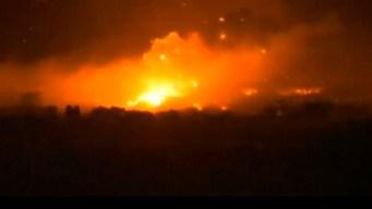 Acorralado: ISIS lanza una feroz contraofensiva