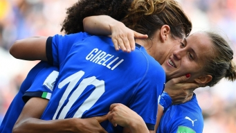 Cristiana Girelli noquea a Jamaica con su doblete