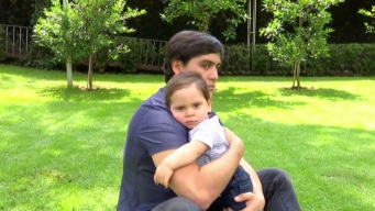 """Julián Figueroa: """"Si algo le pasa a mi hijo creo que me suicido"""""""
