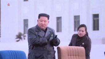 """Kim Jong Un inaugura una nueva """"ciudad modelo"""""""