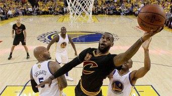 Cavaliers de Cleveland son los nuevos campeones de la NBA