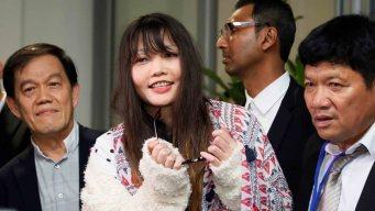 Liberan a condenada de matar hermano de Kim Jong Un