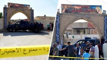 Bombazo suicida deja hilo de sangre en mezquita de Irak