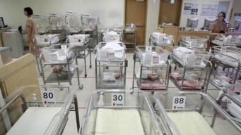La mitad de bebés nacidos este 1ero serán de 8 países
