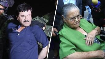 """""""El Chapo"""" vuelve a hablar desde la cárcel con su mamá"""