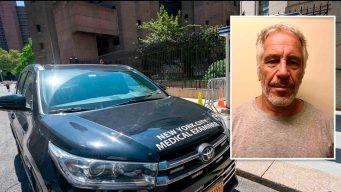 Realizan autopsia del magnate hallado muerto en celda