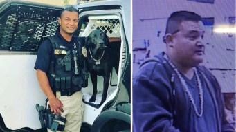 Más detenidos en California por muerte de policía