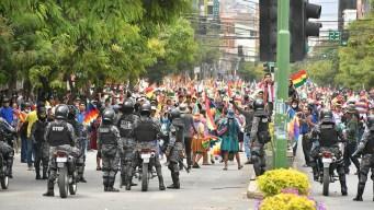 Crisis en Bolivia: violentas protestas dejan otro muerto