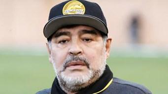 Hijos cubanos de Maradona reciben 40 dólares de manutención