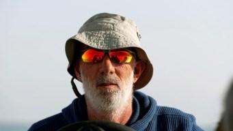 La increíble historia del único marinero del Mar Muerto