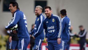 ¡La renovación en Argentina tiene feliz a Lionel Messi