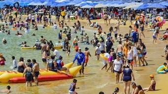 Acapulco: cinco playas contaminadas con heces