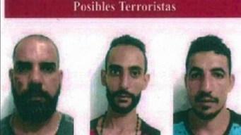 Alertan por posible presencia de terroristas de ISIS