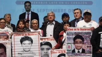 Ayotzinapa: 4 años de dolor y búsqueda de justicia
