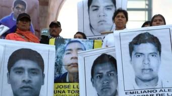 Ayotzinapa: alumno habría sido informante del ejército