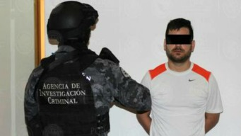 Capturan a presunto cerebro financiero del narco