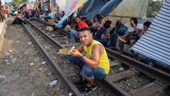 Despliegan 103 policías en sede migratoria en Chiapas