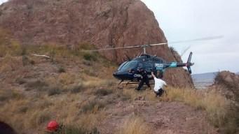 Senderista estadounidense desaparece en Chihuahua