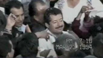 25 años del magnicidio de Luis Donaldo Colosio