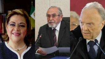 """La terna de """"incorruptibles"""" para elegir al Fiscal General"""