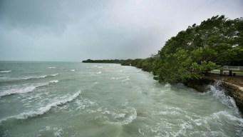 La tormenta tropical Vicente se forma en el Pacífico