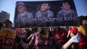 Cuerpos de alumnos desaparecidos fueron disueltos en ácido