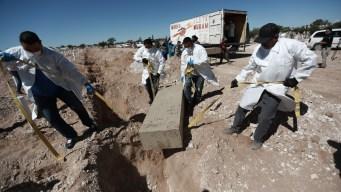 """Inhuman en Ciudad Juárez a 157 cuerpos """"olvidados"""""""