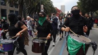 #TerremotoFeminista: mujeres exigen fin de la violencia