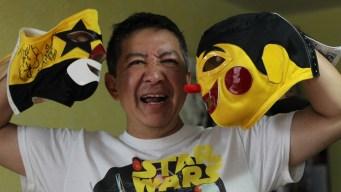 Los secretos detrás de las máscaras de luchador