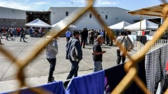 Cierran albergue en frontera tras reubicar a migrantes