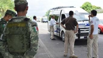 México: más seguridad en frontera sur no frena éxodo