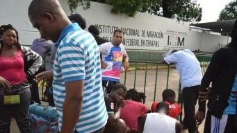 Gobierno mexicano confía en reducir flujo de migrantes