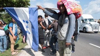 Caravana de migrantes: falla plan de visas humanitarias
