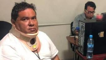 Tras un tiroteo, rescatan a periodista secuestrado