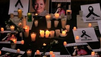 Ofrecen casi $16,000 por captura en crimen de periodista