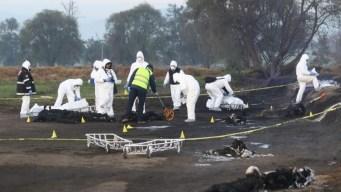 Intensa búsqueda de familiares tras tragedia en México