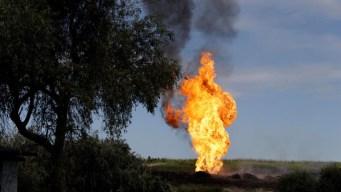 Seis heridos al cerrar toma ilegal de gas