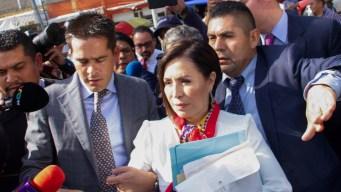 Detienen y encarcelan a exministra de Peña Nieto