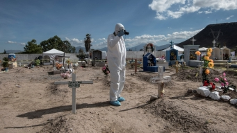 Exhuman 37 cuerpos para identificarlos