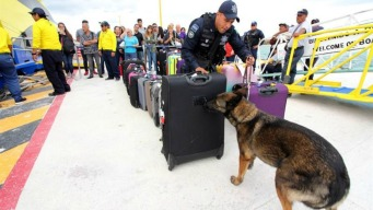 Refuerzan seguridad en puertos de Caribe mexicano