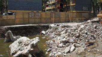 A un año del sismo en México: cientos viven en las calles